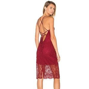 NWT Lovers and Friends Romance Me Dress Size M